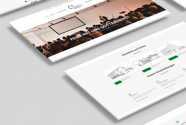 mb-bielefeld Website Mockup